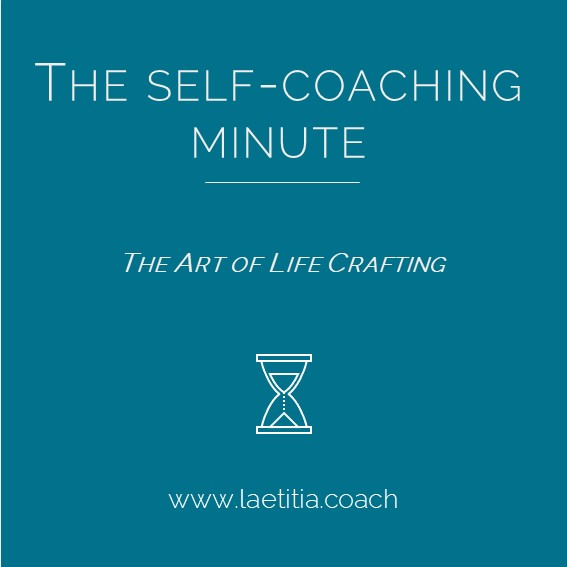 The Seff-Coaching Minute - The Art of Life Crafting